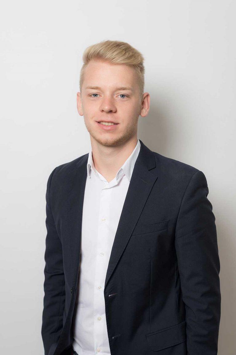 Jannik Plaster - fair Finanzpartner DBV Bremen